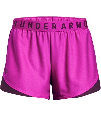 UNDER ARMOUR PLAY UP SHORT 3.0 meteor pink