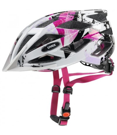 UVEX AIR WING 01 white/pink