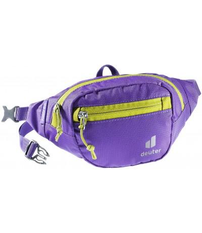 DEUTER MARSUPIO JUNIOR BELT violet