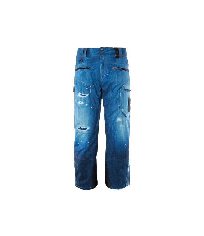 ENERGIAPURA PANTALONE GRONG jeans blue