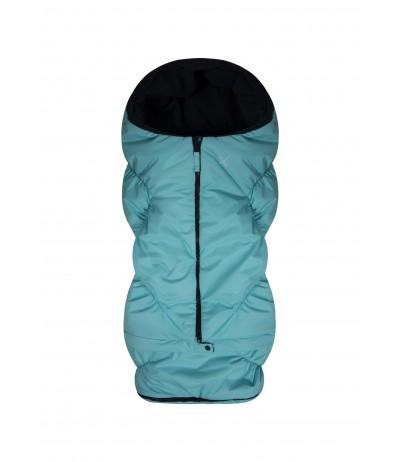 MONTURA CONVERT SLEEPING BAG BABY ice blue/blu notte