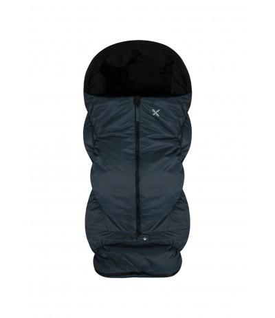 MONTURA CONVERT SLEEPING BAG BABY blu cenere
