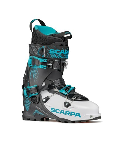 SCARPA MAESTRALE RS white/black/azure