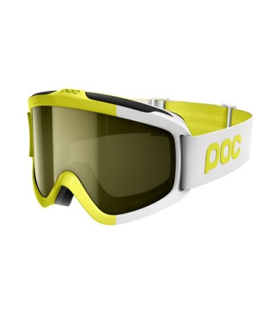 POC IRIS COMP 1314 hexane yellow