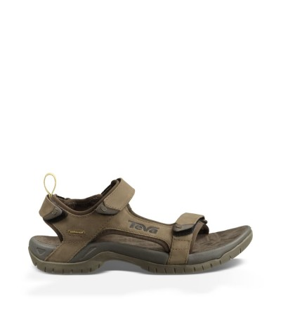 TEVA TANZA LTR brown