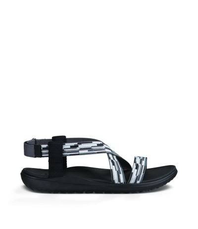 TEVA SANDALO TERRA FLOAT LIVIA tacion grey multi