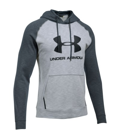 UNDER ARMOUR FELPA UOMO 1290256 0941 ocg/sty/blk
