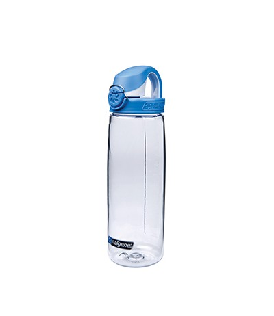 NIC IMPEX NALGENE BOUTEILLE OTF 0,65 lt colore 01 clear/ blue