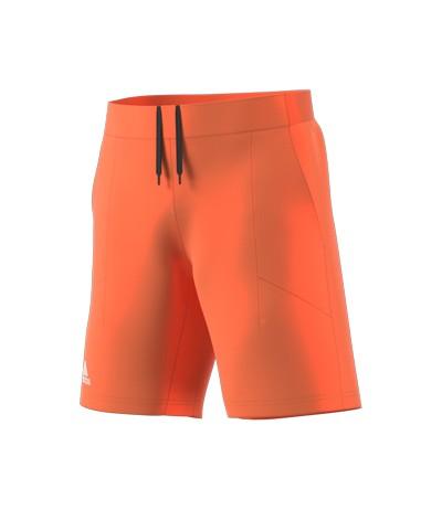 ADIDAS MELBOURN LINE BERMUDA M glow orange/white