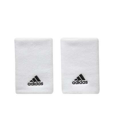 ADIDAS WRISTBAND white/black