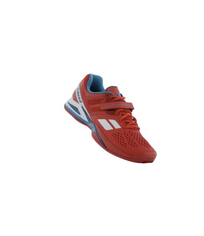 BABOLAT PROPULSE CLAY M rouge