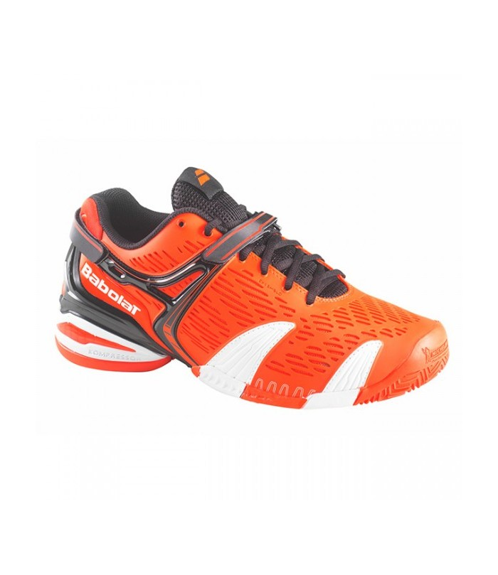 BABOLAT PROPULSE 4 CLAY M orange