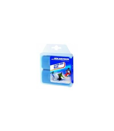 HOLMENKOL ULTRAMIX BLUE 2X35 gr -8 -20
