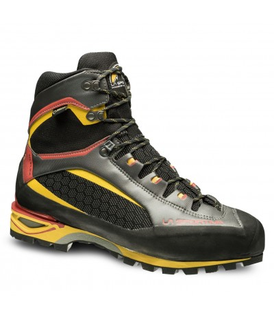 LA SPORTIVA TRANGO TOWER GTX black/yellow