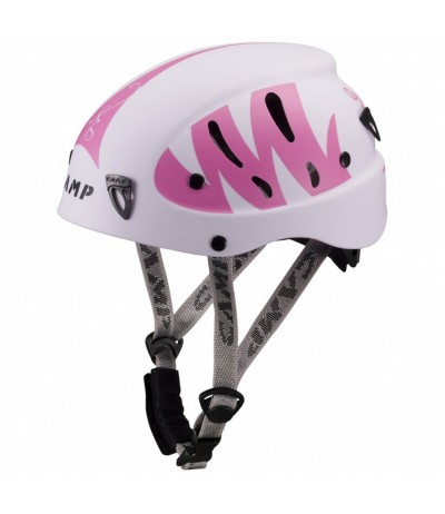 CAMP CASCO ARMOUR LADY 0198 wht/pink