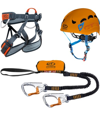 CLIMBING TECHNOLOGY KIT FERRATA PLUS