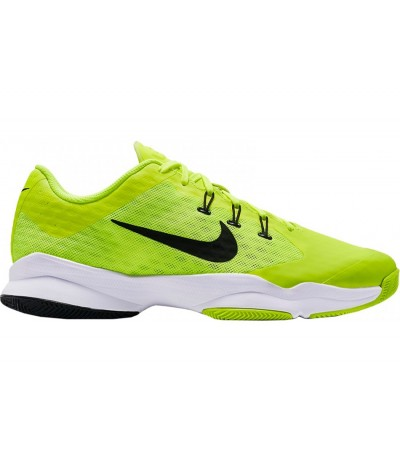 NIKE AIR ZOOM ULTRA CLAY volt/black-white