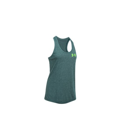 UNDER ARMOUR THREADBORNE TANK twist graph-ang/qle