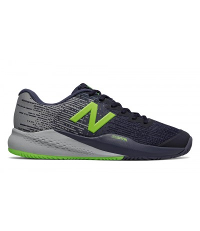 NEW BALANCE MC996 pigment wht light cyclone & energy lime UOMO