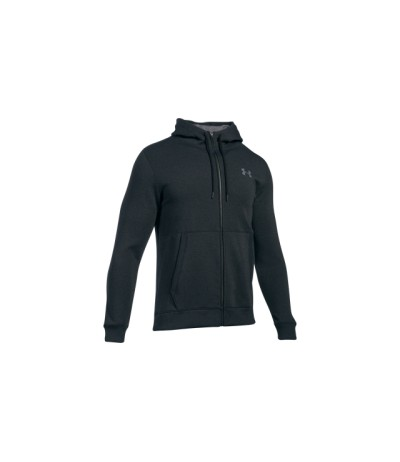 UNDER ARMOUR THREADBORNE FZ HOODIE ath/gph