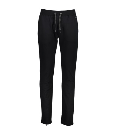 CMP MAN LONG PANT FELPA U901 nero