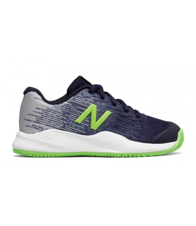 NEW BALANCE KIDS 996 pigment with light cyclone & energy lime