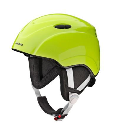 HEAD casco JOKER lime JUNIOR