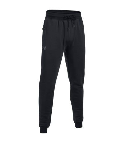 UNDER ARMOUR THEADBORNE STACKED JOGGER ash/blk/gph