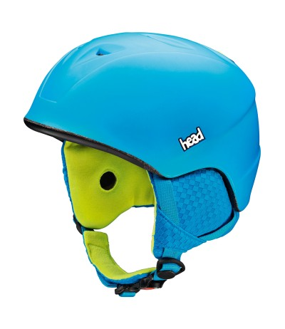 HEAD CASCO REBEL blu 16