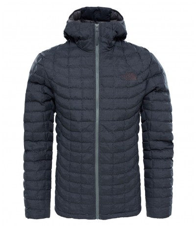 THE NORTH FACE M THERMOBALL HD JKT tnf blk fx gry