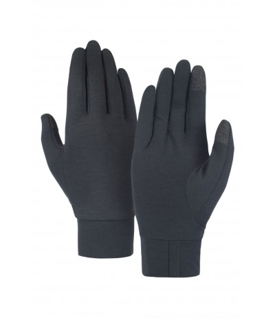 MONTURA SUPERFINE MERINO GLOVE 90 nero