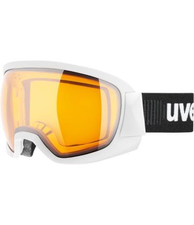 UVEX MASCHERA CONTEST 1029 white mat/S1