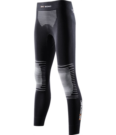 X-BIONIC LADY ENERGIZER MK2 UW PANTS LONG black/white