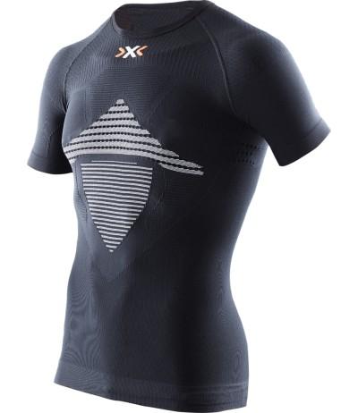 X-BIONIC MAN ENERGIZER MK2 UW SHIRT SHORT SL black/white