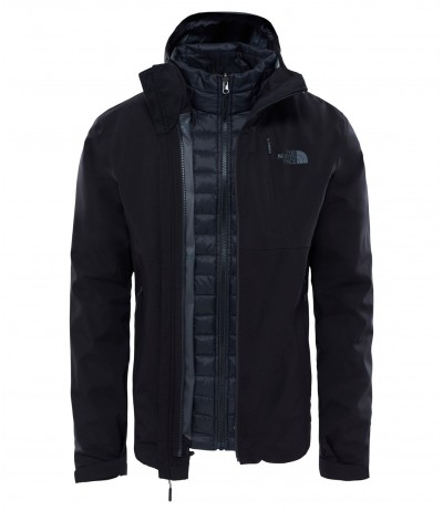 THE NORTH FACE M THERMOBALL TRICLIMATE JACKET tnf black