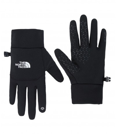 THE N.FACE ETIP GLOVE tnf blk