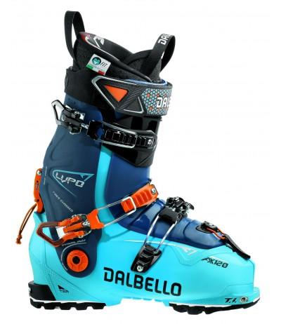 DALBELLO LUPO AX 120 blue