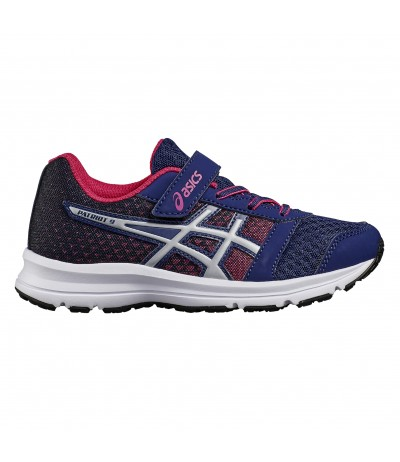 ASICS PATRIOT PS indigo blue/silver/fuchsia purple