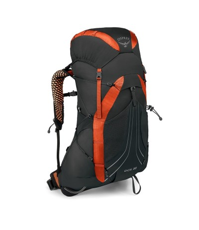 OSPREY EXSOS 38 NEW blaze black