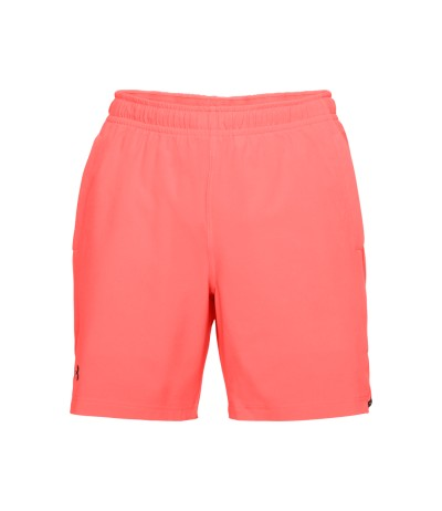 UNDER ARMOUR FORGE 7IN TENNIS SHORT nnc/blk
