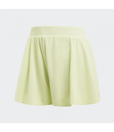 ADIDAS WOMEN SHORT MELBOURNE semi frozen yellow