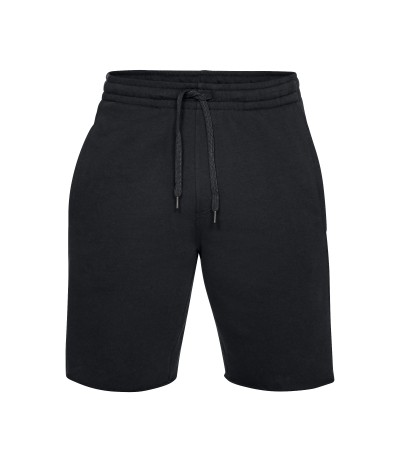 UNDER ARMOUR EZ KNIT SHORT blk/gph
