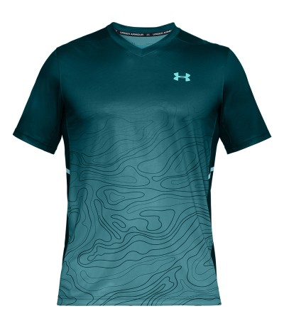 UNDER ARMOUR FORGE V NECK NOVELTY ttl/tro