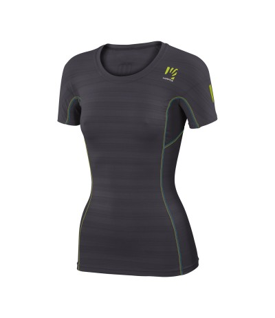 KARPOS LOMA W PLUS JERSEY T-SHIRT 168 dark grey