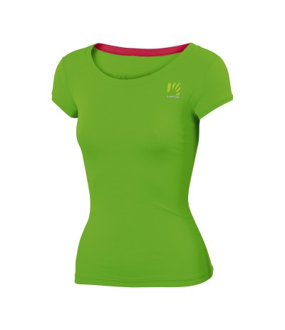 KARPOS LOMA W JERSEY 314 apple green