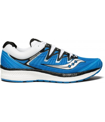 SAUCONY TRIUPH ISO 4 blue/black/white