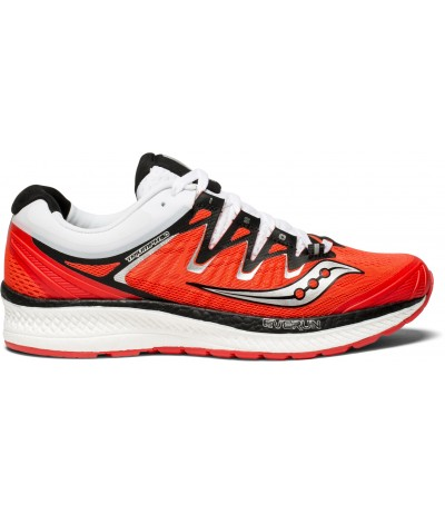 SAUCONY TRIUPH ISO 4 WOMAN vizi red/black/white