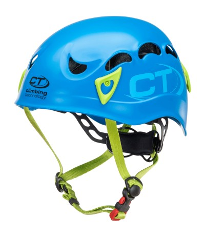 CT ELMETTO SPORT CT GALAXY blu/verde