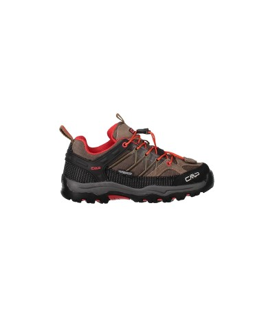 CMP KIDS RIGEL LOW TREKKING junior 49AK tortora ferrari