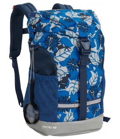 VAUDE ZAINO JR PECKI 10 radiate blue